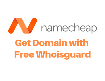 Get Domain with Free Whoisguard