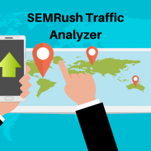 Featured image SEMRush Traffic Analyzer